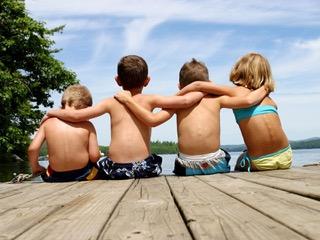 Team Spirit: Apprendre des enfants qui jouent…
